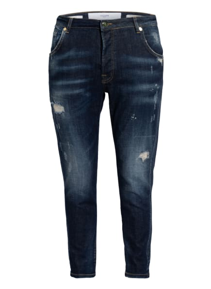 GOLDGARN DENIM Jeans NECKERAU TWISTED Slim Fit, Farbe: 1090 MID BLUE (Bild 1)
