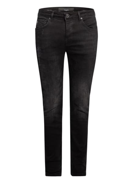 GOLDGARN DENIM Jeans U2 Slim Fit, Farbe: BLACK VINTAGE (Bild 1)
