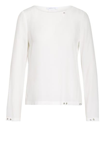 PATRIZIA PEPE Blusenshirt, Farbe: WEISS (Bild 1)