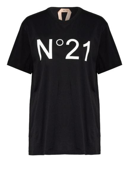 N°21 T-Shirt, Farbe: SCHWARZ (Bild 1)
