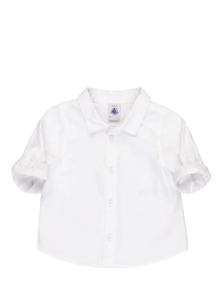 PETIT BATEAU Hemd, Farbe: WEISS (Bild 1)