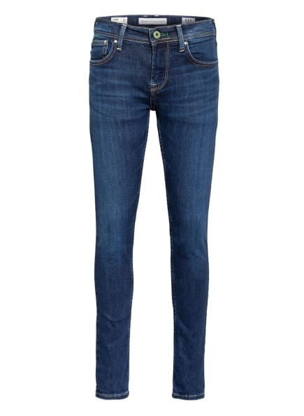 Pepe Jeans Jeans FINLY Skinny Fit, Farbe: BLAU (Bild 1)