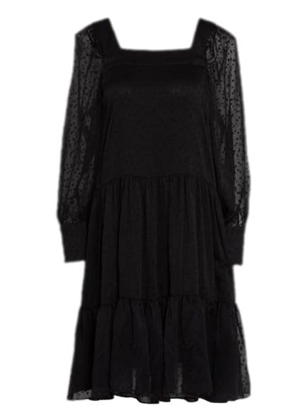 JUST FEMALE Kleid LULA , Farbe: SCHWARZ (Bild 1)