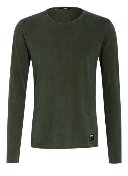 tigha Sweatshirt JONAH, Farbe: DUNKELGRÜN (Bild 1)