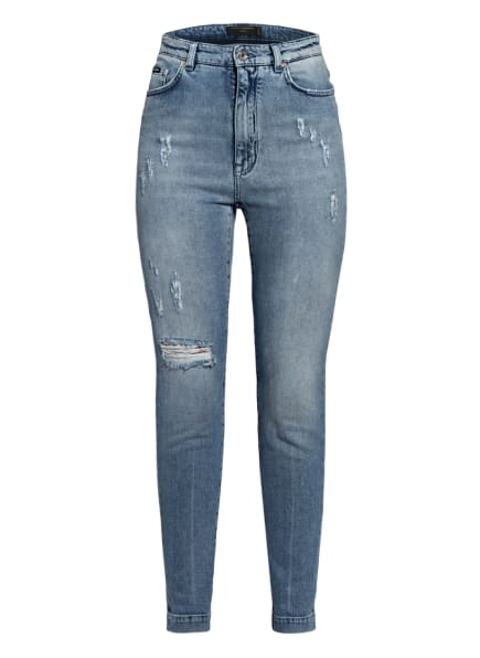 DOLCE & GABBANA Destroyed Jeans, Farbe: S9001 VARIANTE ABBINATA (Bild 1)