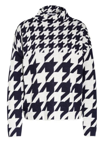 BOSS Pullover FADANAS , Farbe: DUNKELBLAU/ HELLGRAU (Bild 1)