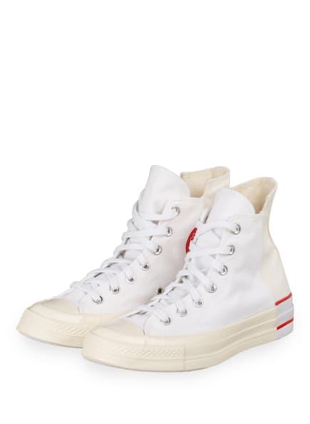 CONVERSE Hightop-Sneaker CHUCK 70, Farbe: WEISS (Bild 1)