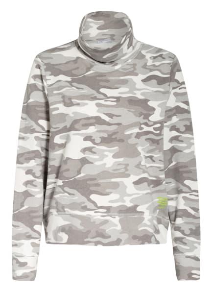 BETTER RICH Sweatshirt, Farbe: GRAU/ WEISS (Bild 1)