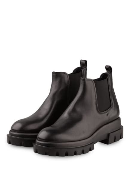 AGL ATTILIO GIUSTI LEOMBRUNI Chelsea-Boots, Farbe: SCHWARZ (Bild 1)