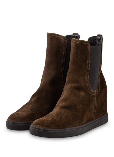 AGL ATTILIO GIUSTI LEOMBRUNI Chelsea-Boots, Farbe: DUNKELBRAUN (Bild 1)