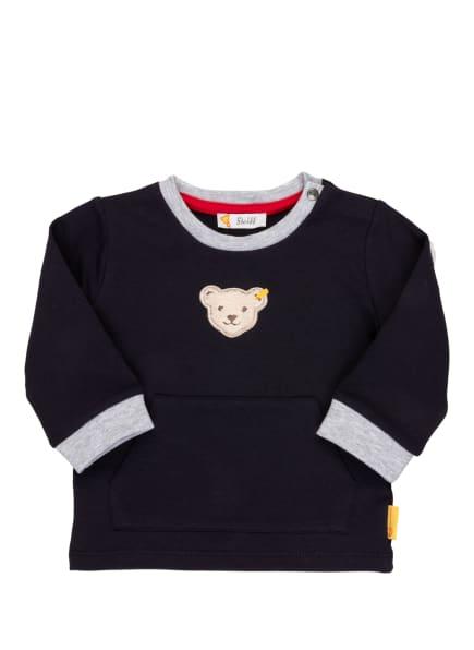 Steiff Sweatshirt , Farbe: DUNKELBLAU (Bild 1)