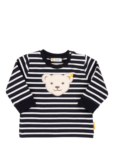 Steiff Sweatshirt, Farbe: DUNKELBLAU/ WEISS (Bild 1)