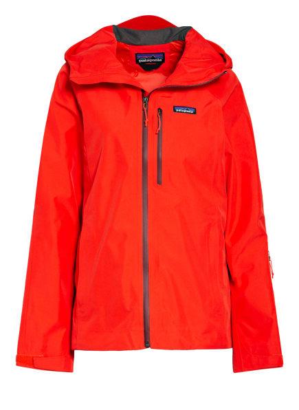 patagonia Skijacke POWDER BOWL, Farbe: ROT (Bild 1)