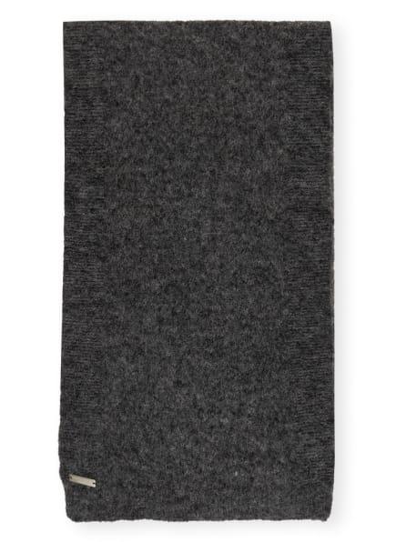SEEBERGER Schal mit Alpaka, Farbe: DUNKELGRAU (Bild 1)