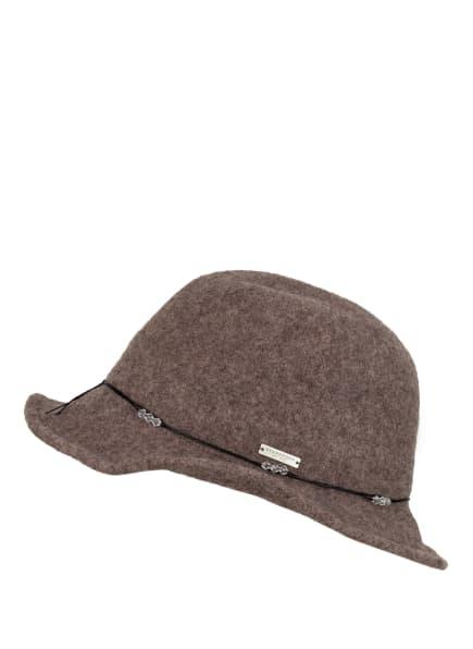 SEEBERGER Hut, Farbe: BRAUN (Bild 1)