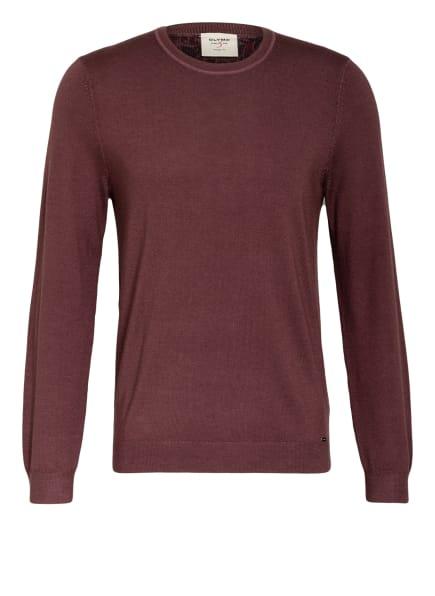 OLYMP Pullover, Farbe: DUNKELROT (Bild 1)