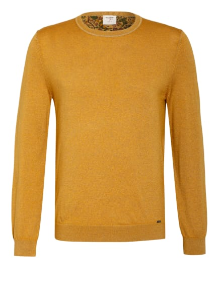 OLYMP Pullover, Farbe: DUNKELGELB (Bild 1)