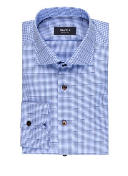 OLYMP SIGNATURE Hemd SAVIO tailored fit, Farbe: HELLBLAU/ WEISS (Bild 1)