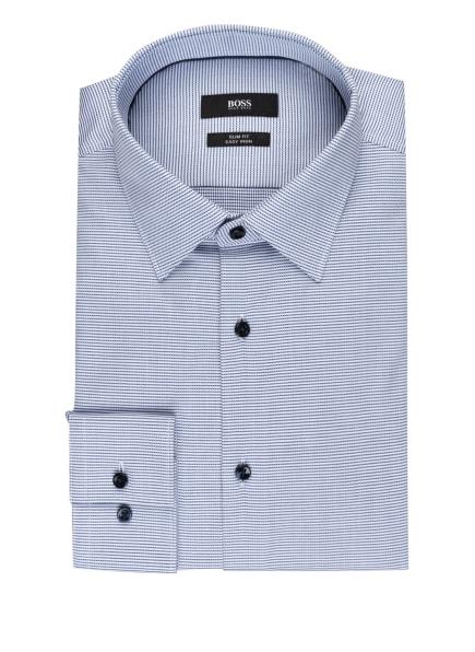 BOSS Hemd JANO Slim Fit, Farbe: BLAU/ HELLBLAU/ WEISS (Bild 1)