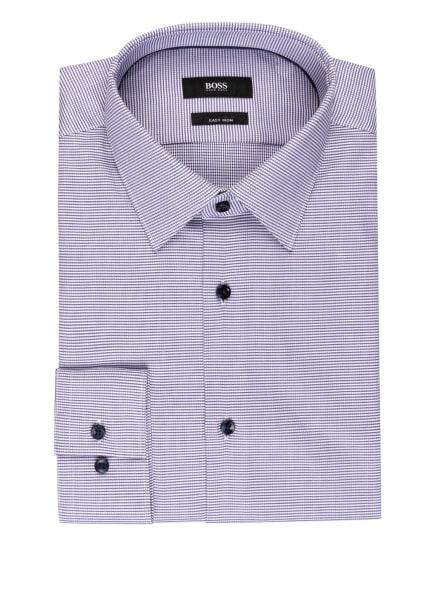 BOSS Hemd GANOS Regular Fit, Farbe: WEISS/ HELLLILA/ DUNKELBLAU (Bild 1)