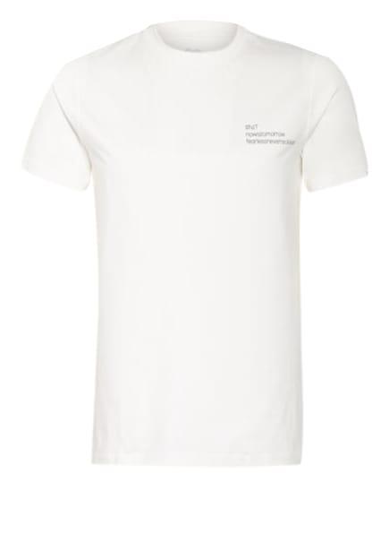 NEW IN TOWN T-Shirt , Farbe: CREME/ BLAU (Bild 1)