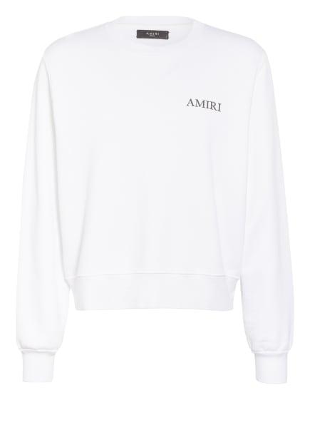 AMIRI Oversized-Sweatshirt, Farbe: WEISS (Bild 1)
