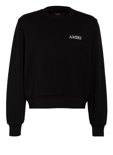 AMIRI Oversized-Sweatshirt, Farbe: SCHWARZ (Bild 1)