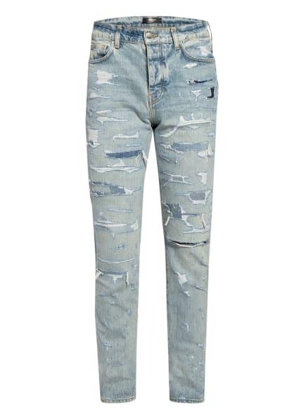 AMIRI Jeans BRUISE Relaxed Fit, Farbe: Original Indigo (Bild 1)