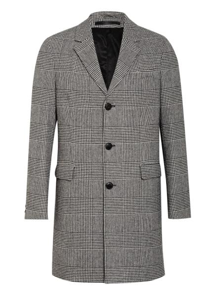 DRYKORN Mantel BLACOT , Farbe: SCHWARZ/ ECRU (Bild 1)