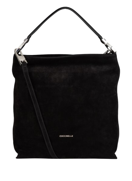 COCCINELLE Hobo-Bag, Farbe: SCHWARZ (Bild 1)