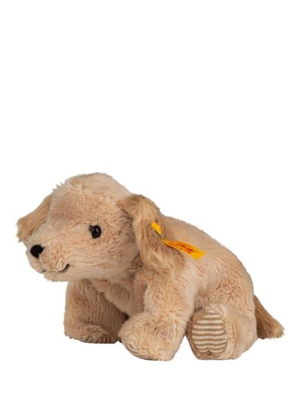 Steiff Hunde-Kuscheltier FLOPPY LUMPI, Farbe: BEIGE (Bild 1)
