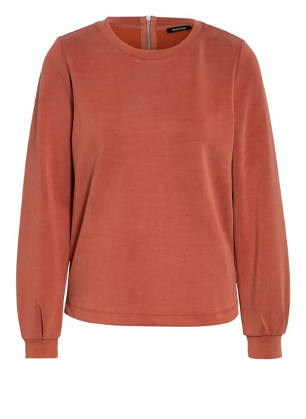 MORE & MORE Sweatshirt, Farbe: COGNAC (Bild 1)