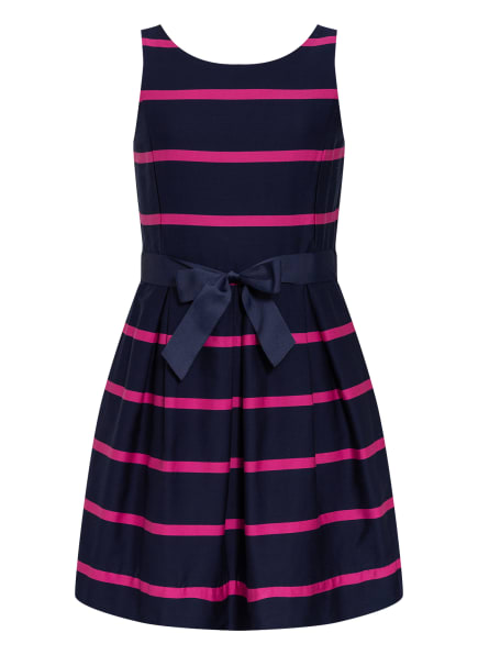 POLO RALPH LAUREN Kleid, Farbe: DUNKELBLAU/ PINK (Bild 1)