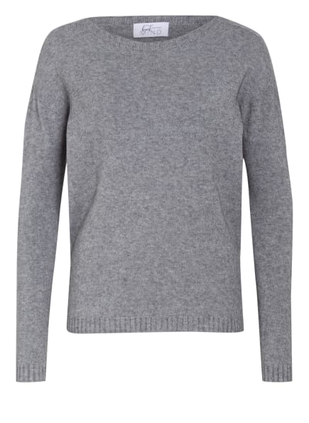 heart MIND Pullover, Farbe: GRAU (Bild 1)