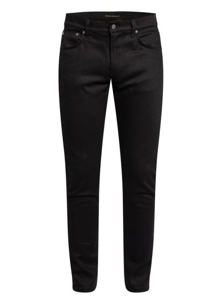 Nudie Jeans Jeans LEAN DEAN Slim Fit, Farbe: SCHWARZ (Bild 1)