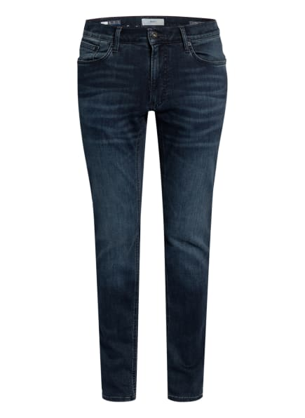 BRAX Jeans CHUCK Modern Fit, Farbe: 22 NIGHT BLUE USED	 (Bild 1)