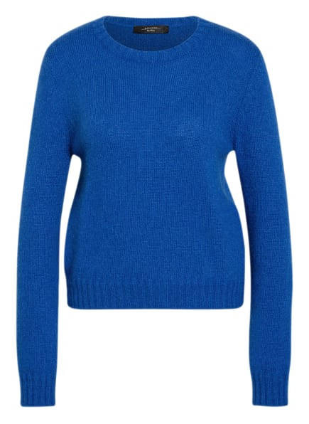 WEEKEND MaxMara Pullover SAGRA, Farbe: BLAU (Bild 1)