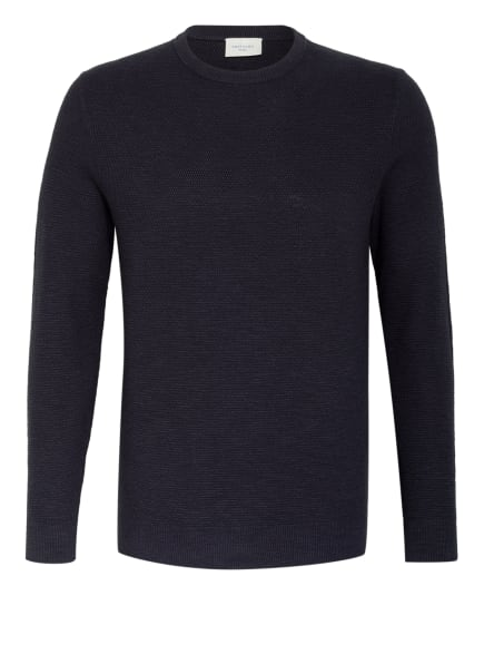 PROFUOMO Pullover, Farbe: DUNKELBLAU (Bild 1)