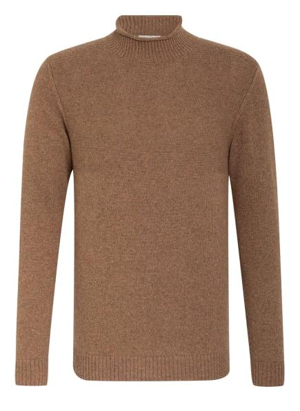 PROFUOMO Pullover , Farbe: CAMEL (Bild 1)