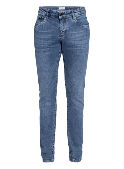 PROFUOMO Jeans Slim Fit , Farbe: M BLUE (Bild 1)