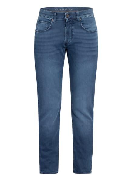 BALDESSARINI Jeans Slim Fit, Farbe: 6815 dark blue used buffies (Bild 1)