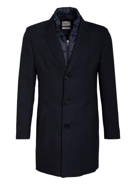 bugatti Mantel mit abnehmbarer Blende, Farbe: DUNKELBLAU (Bild 1)