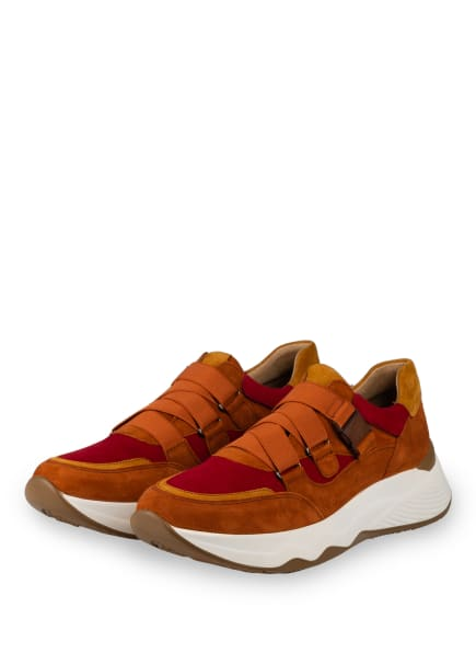 Gabor Plateau-Sneaker, Farbe: ORANGE/ ROT (Bild 1)