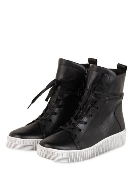 Gabor Hightop-Sneaker , Farbe: SCHWARZ (Bild 1)