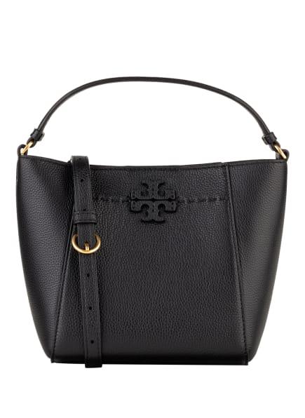 TORY BURCH Handtasche MCGRAW, Farbe: SCHWARZ (Bild 1)