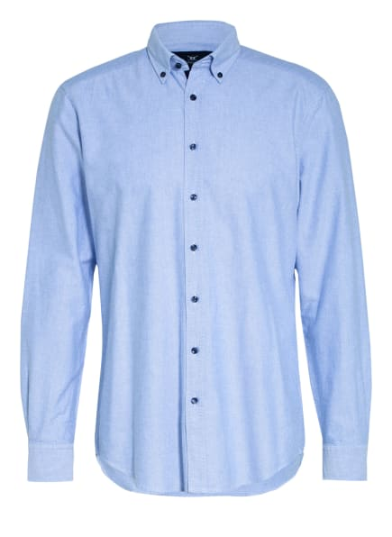 STROKESMAN'S Hemd Modern Fit, Farbe: HELLBLAU (Bild 1)