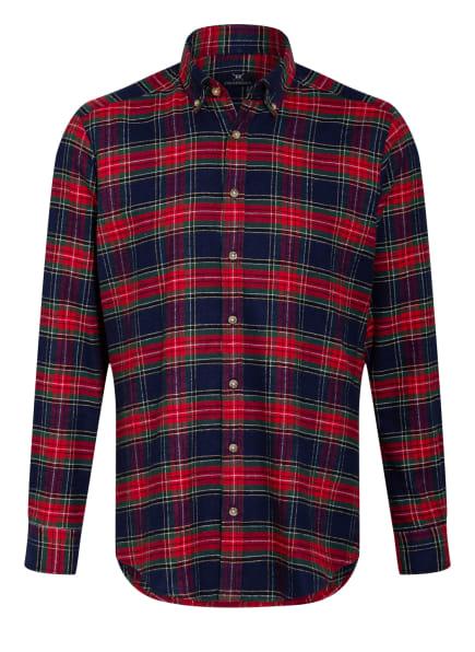 STROKESMAN'S Flanellhemd Regular Fit , Farbe: ROT/ GRÜN/ BLAU (Bild 1)