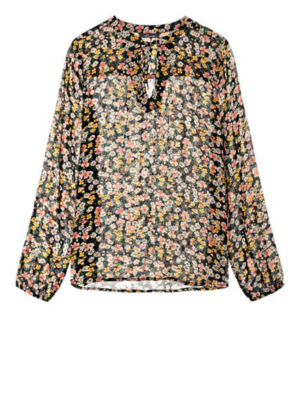 Princess GOES HOLLYWOOD Blusenshirt , Farbe: SCHWARZ/ GRÜN/ GELB (Bild 1)