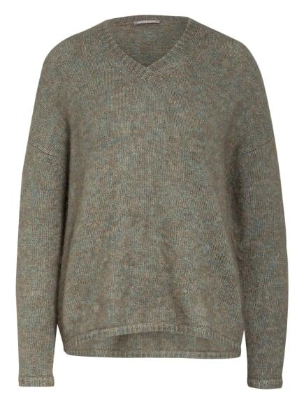 HEMISPHERE Pullover mit Mohair , Farbe: HELLGRÜN (Bild 1)