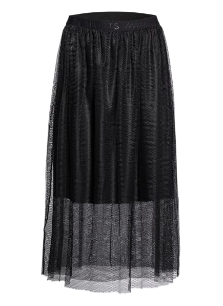 MARC CAIN Tüllrock, Farbe: 900 BLACK (Bild 1)